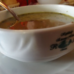 Vadragú leves - Kisfaludy vendéglő