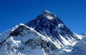 Mount Everest csúcsa