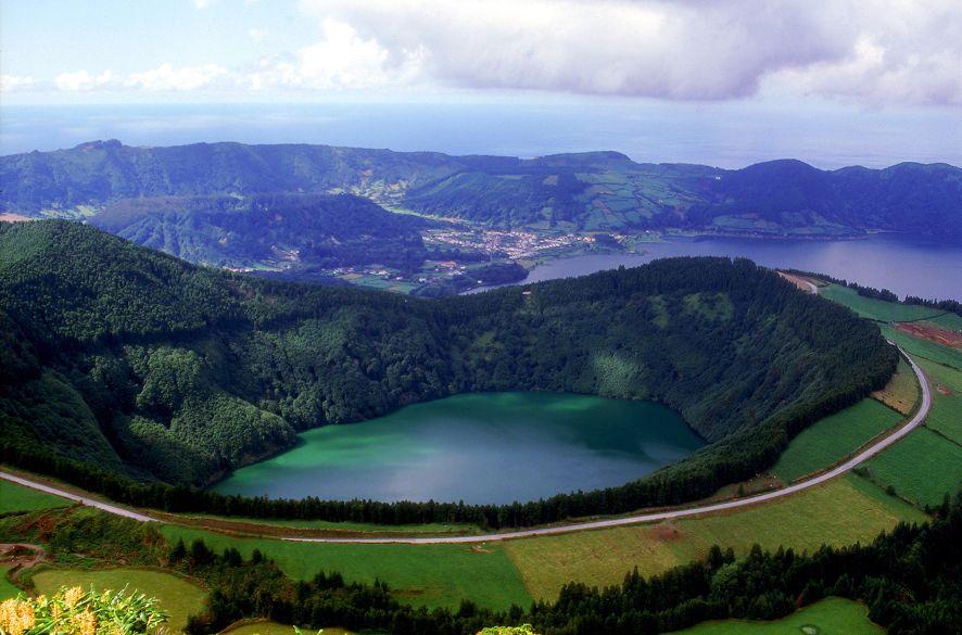 Azores - Azori szigetek