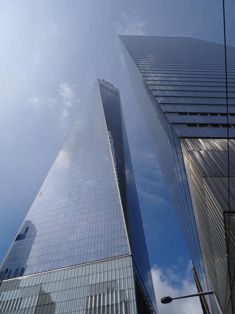 Felhőkarcolók - Üzleti Negyed